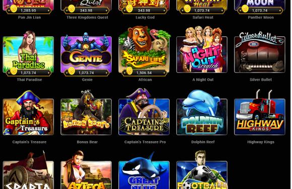Peran penting kemenangan berjudi slot online