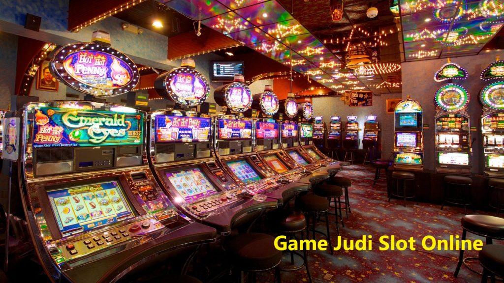 Permainan Slot Mesin Online